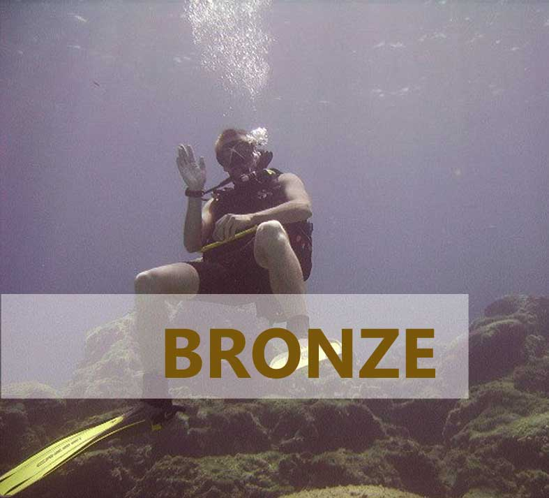 Bronze Advanced Open Water Course