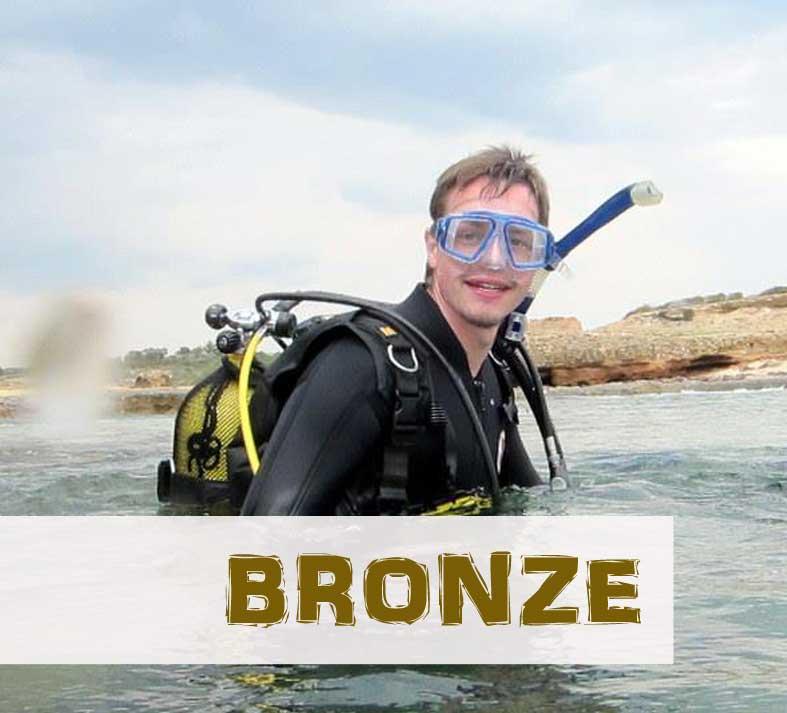 Bronze Open Water Course