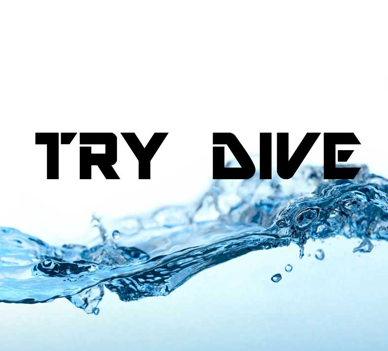 Try Dive with Alpha Divers