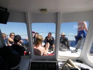 Dive group on Kalypso2 AlphaDivers 7