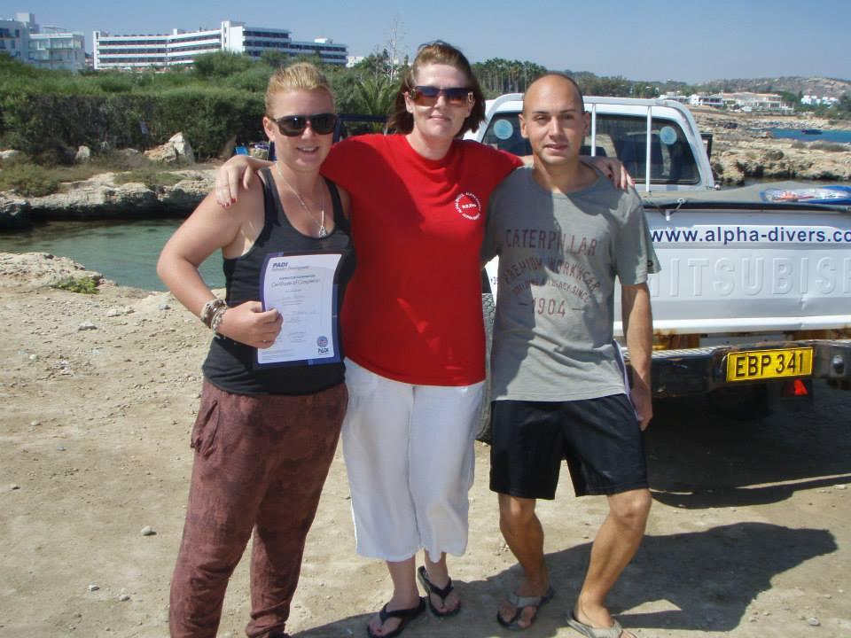 Nicky, Kate & Sam