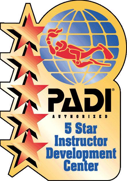 PadI  5 stars IDC Alpha Divers