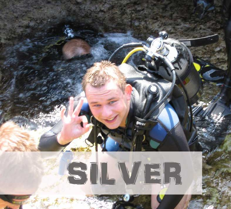 Silver Open Water Course in Cyprus