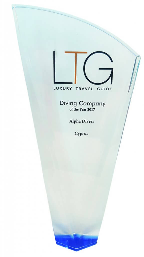 LTG Dive Centre of the Year Award