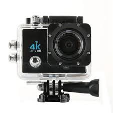 Action cameras available at Alpha Divers