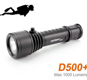 D500+ orca torch