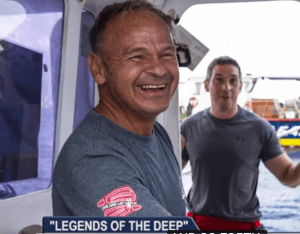 Discovery Channel Legends of the Deep, The Zenobia