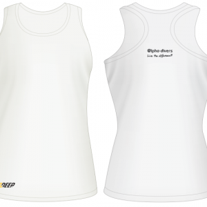 Zenobia Specialists vest white