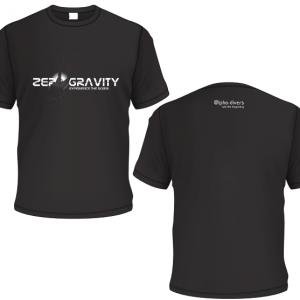 Zero gravity tshirt